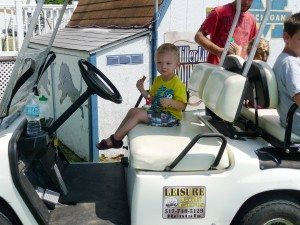 Leisure Golf Carts