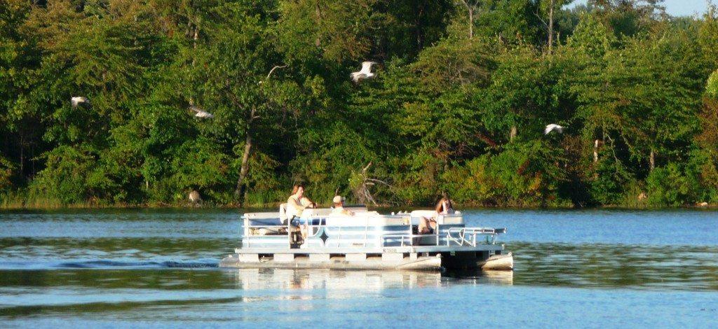 Goose Lake At Greenwood Acres Family Campground